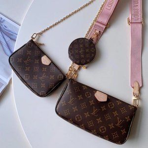 NWT/Louis Vuitton Pochette Shoulder Bag